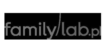 Logotyp Fundacji Familylab